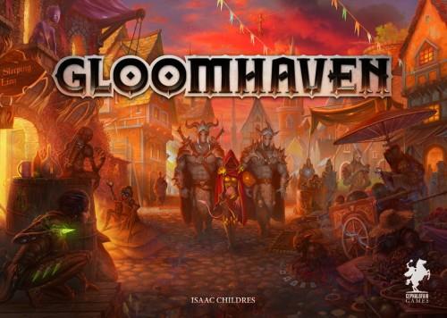 Gloomhaven (najnowszy druk)