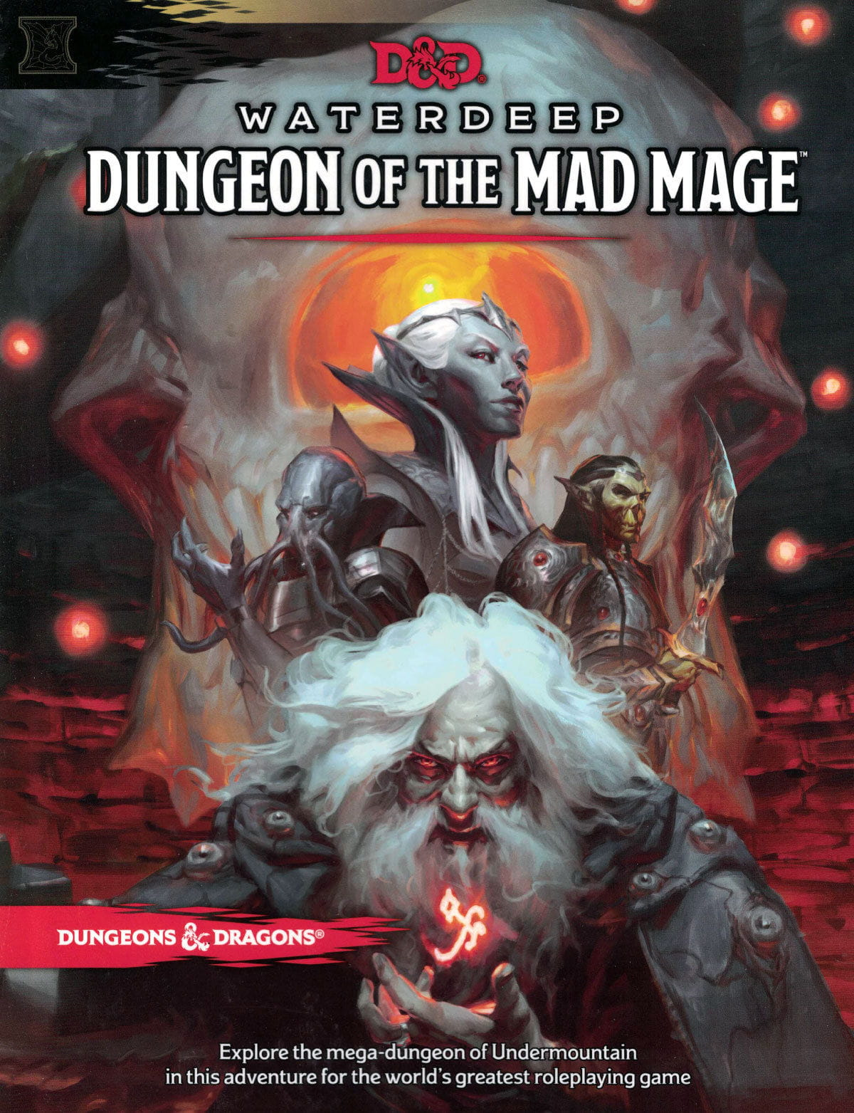 D&D RPG: Waterdeep - Mad Mage (Dungeons and Dragons RPG)