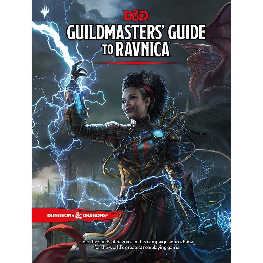 D&D RPG: Guildmasters Guide to Ravnica (Dungeons and Dragons RPG)