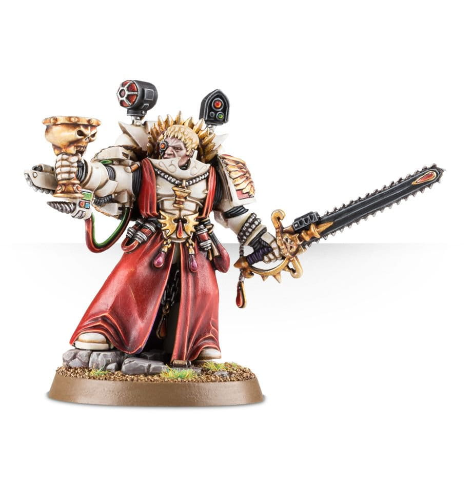 Warhammer 40,000: Blood Angels Sanguinary Priest
