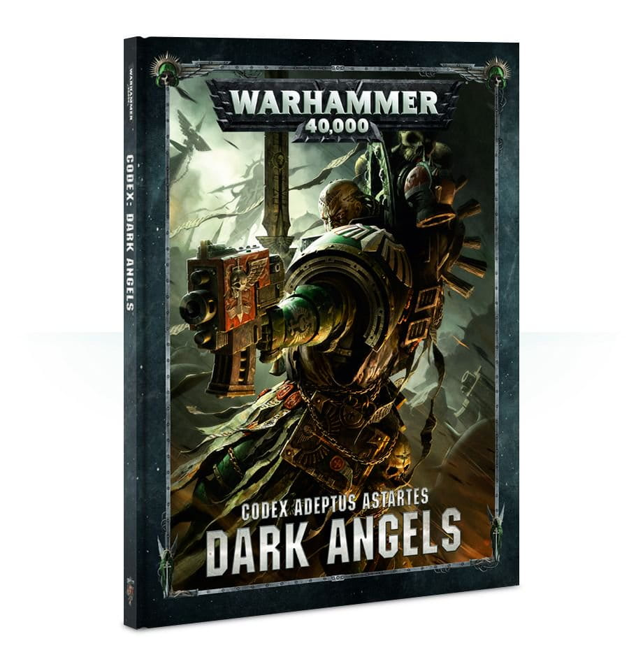 Warhammer 40,000: Codex - Dark Angels (hardback)