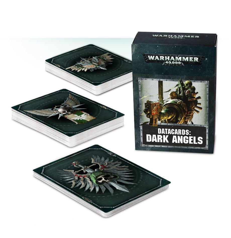 Warhammer 40,000: Datacards - Dark Angels