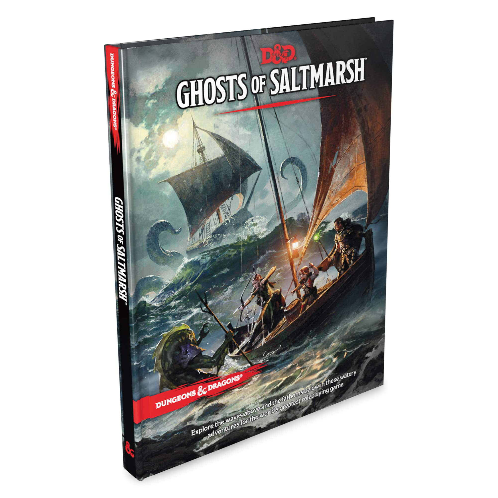 D&D RPG: Ghosts of Saltmarsh (Dungeons and Dragons RPG)