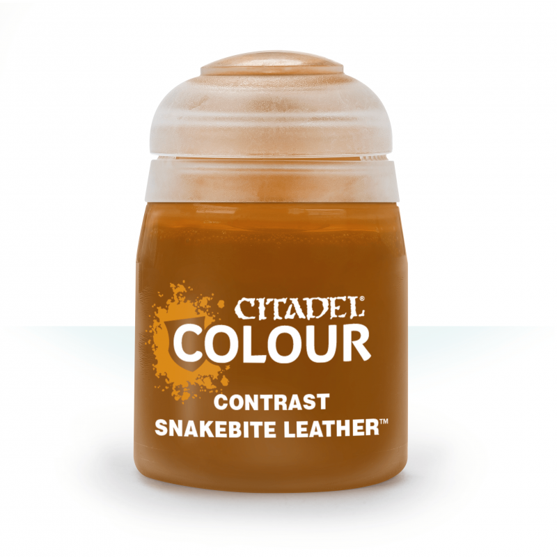 Citadel Contrast: Snakebite Leather