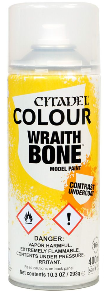 Citadel Colour: Contrast Undercoat - Wraithbone Spray