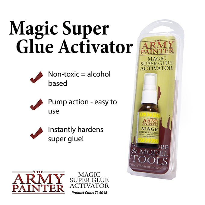 Army Painter: Super Glue Activator