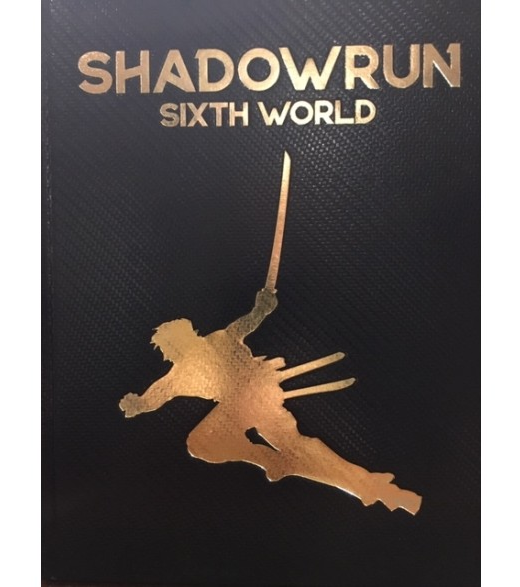 Shadowrun RPG: Core Rulebook Limited Edition (6th Ed.)