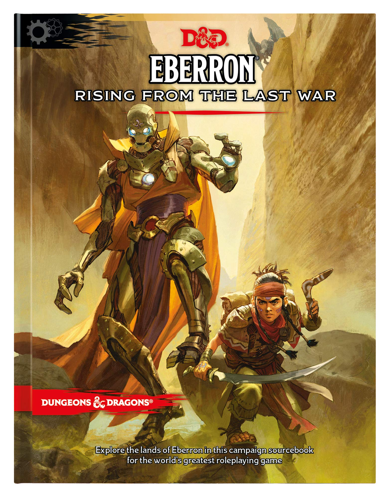 D&D RPG: Eberron - Rising from the Last War (Dungeons and Dragons RPG)