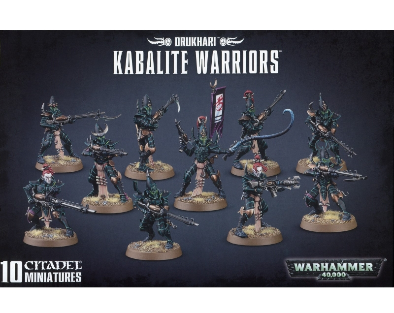 Warhammer 40,000: Kabalite Warriors