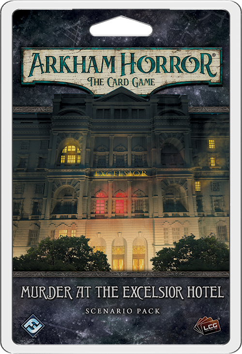Arkham Horror: The Card Game - Murder at the Excelsior Hotel
