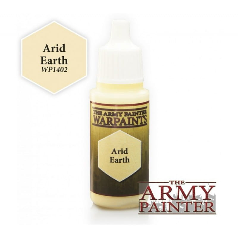 Army Painter Warpaints - Arid Earth