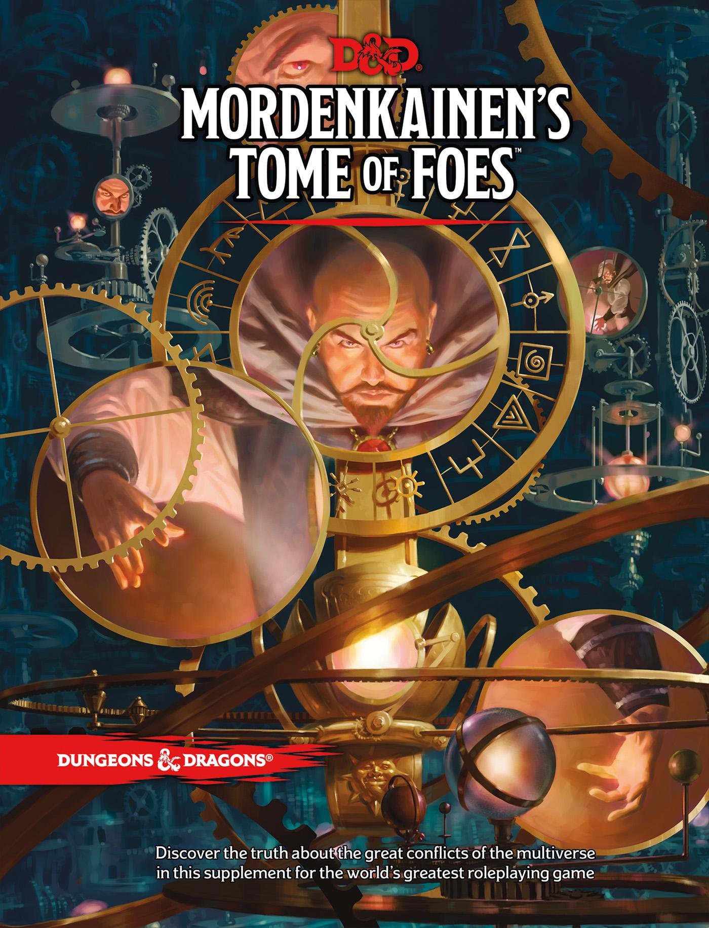D&D RPG: Mordenkainen's Tome of Foes (Dungeons and Dragons RPG)
