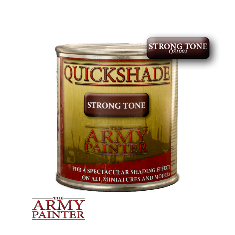 Army Painter Quickshade - Strong Tone