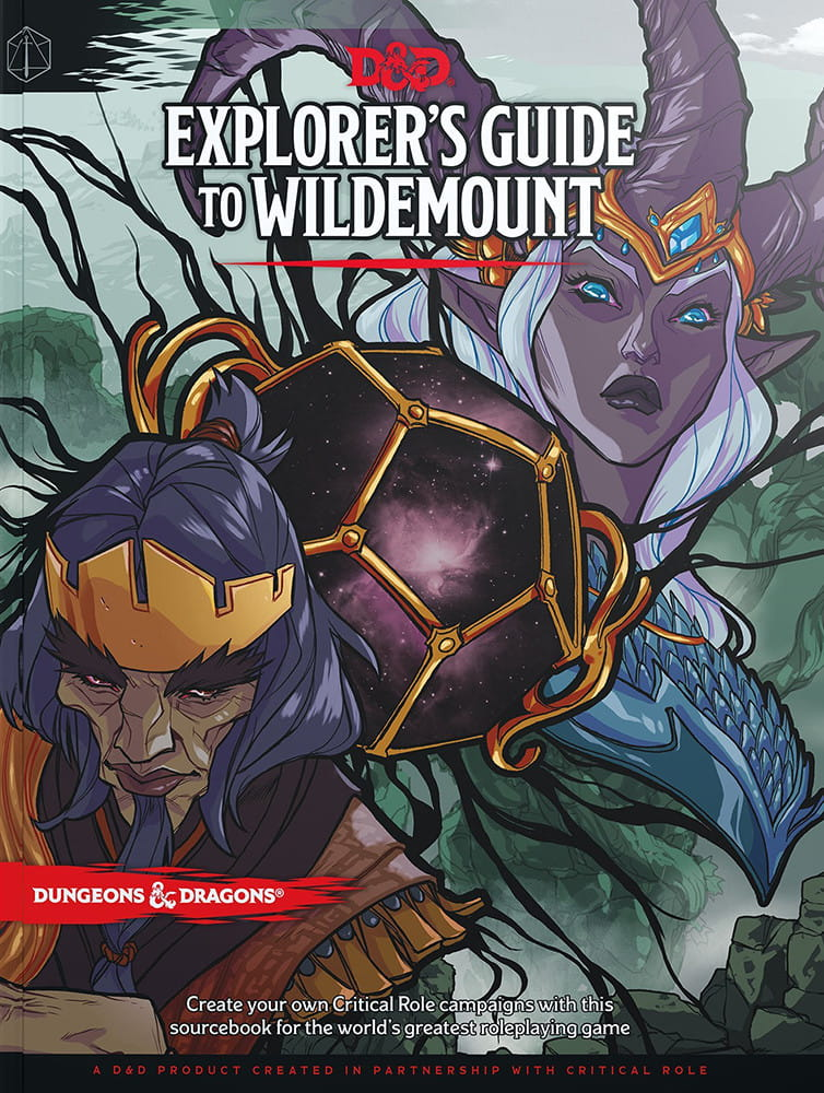 D&D RPG: Explorer's Guide to Wildemount (Dungeons and Dragons RPG)