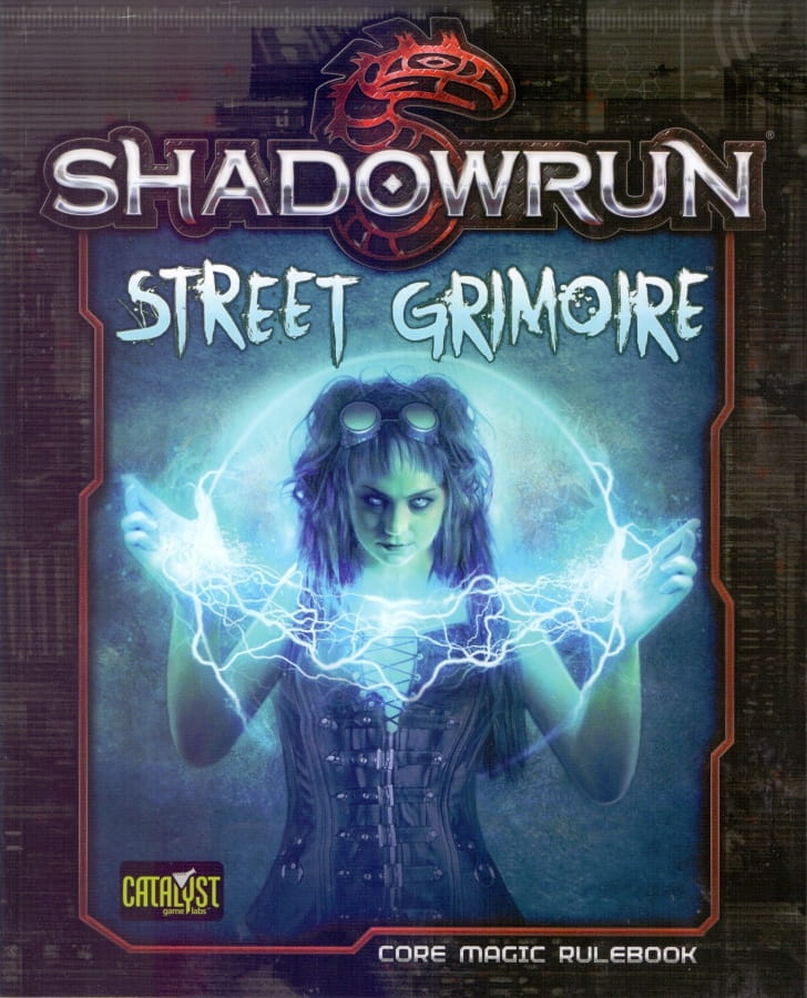 Shadowrun RPG: Street Grimoire (softcover)