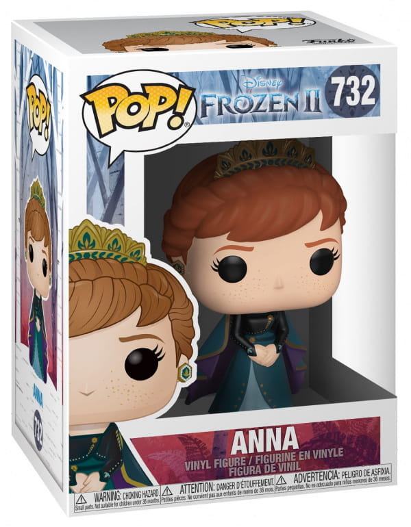 Funko POP Disney: Frozen 2 - Anna (Epilogue Dress)