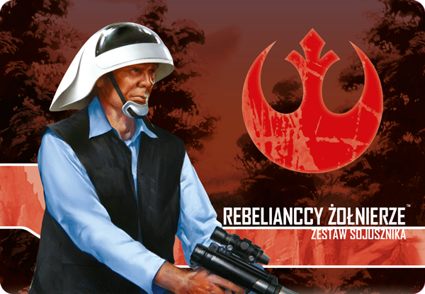 Star Wars: Imperium Atakuje - Rebelianccy Żołnierze