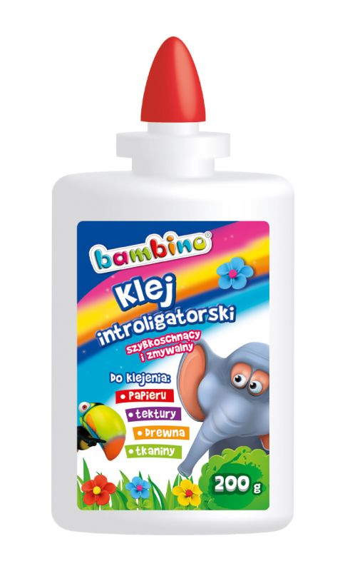 Klej introligatorski Bambino 250g