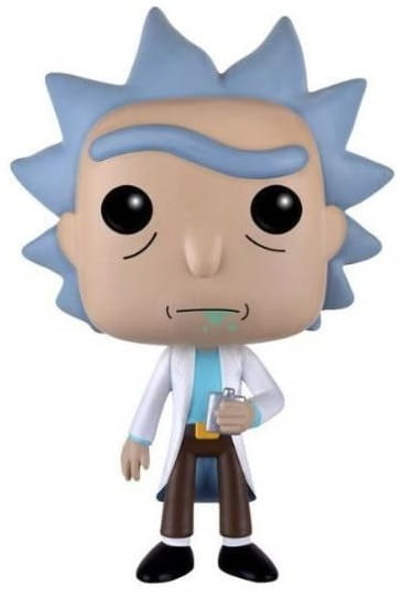 Funko POP Animation: Rick & Morty - Rick