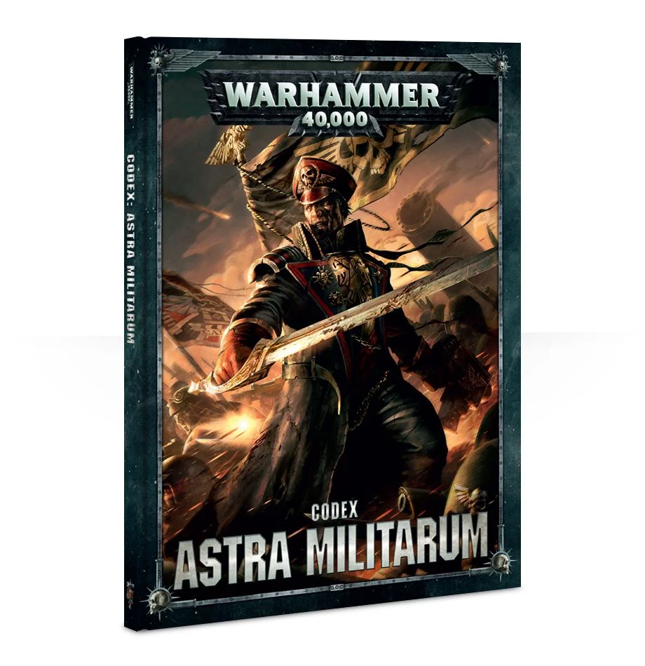 Warhammer 40,000: Codex - Astra Militarum