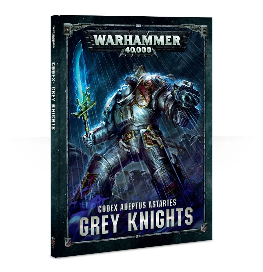 Warhammer 40,000: Codex - Grey Knights