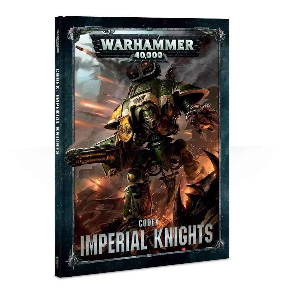 Warhammer 40,000: Codex - Imperial Knights
