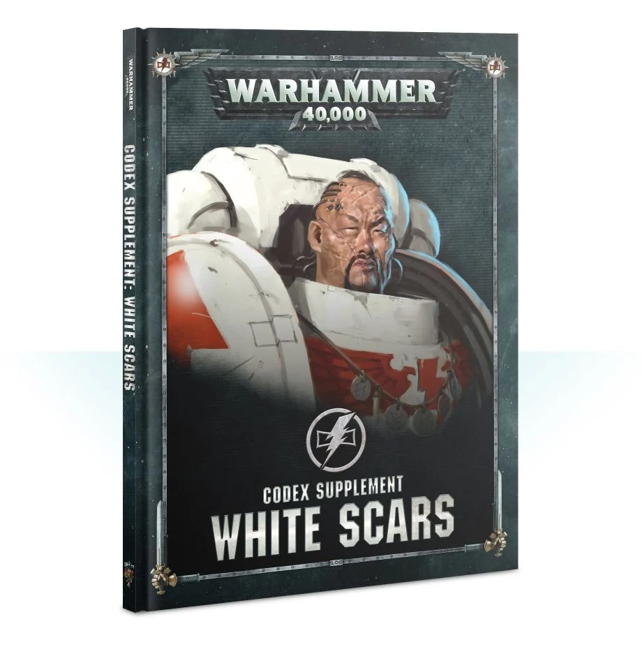 Warhammer 40,000: Codex Supplement - White Scars