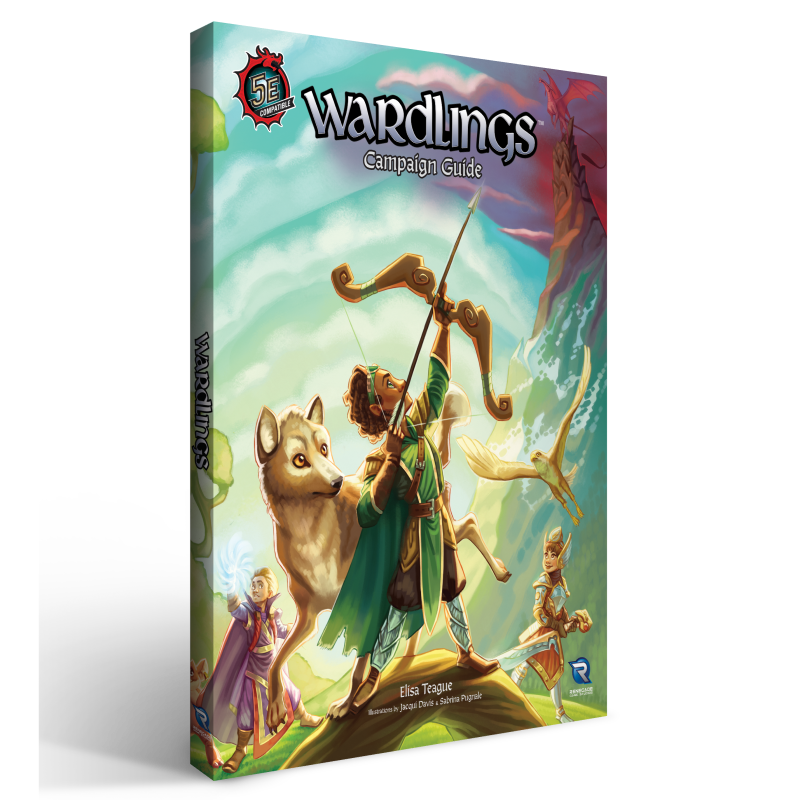 D&D RPG: Wardlings Campaign Guide  (Dungeons and Dragons RPG)
