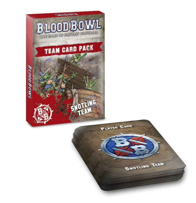 Blood Bowl: Team Card Pack: Snotling Team