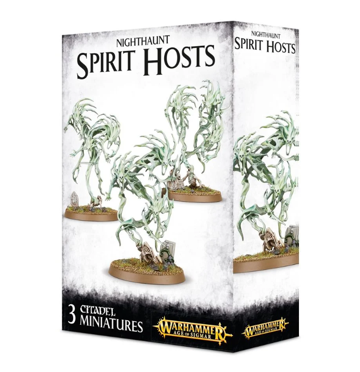 Age of Sigmar: Spirit Hosts