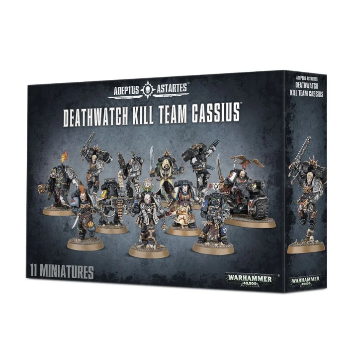 Warhammer 40,000: Deathwatch - Kill Team Cassius