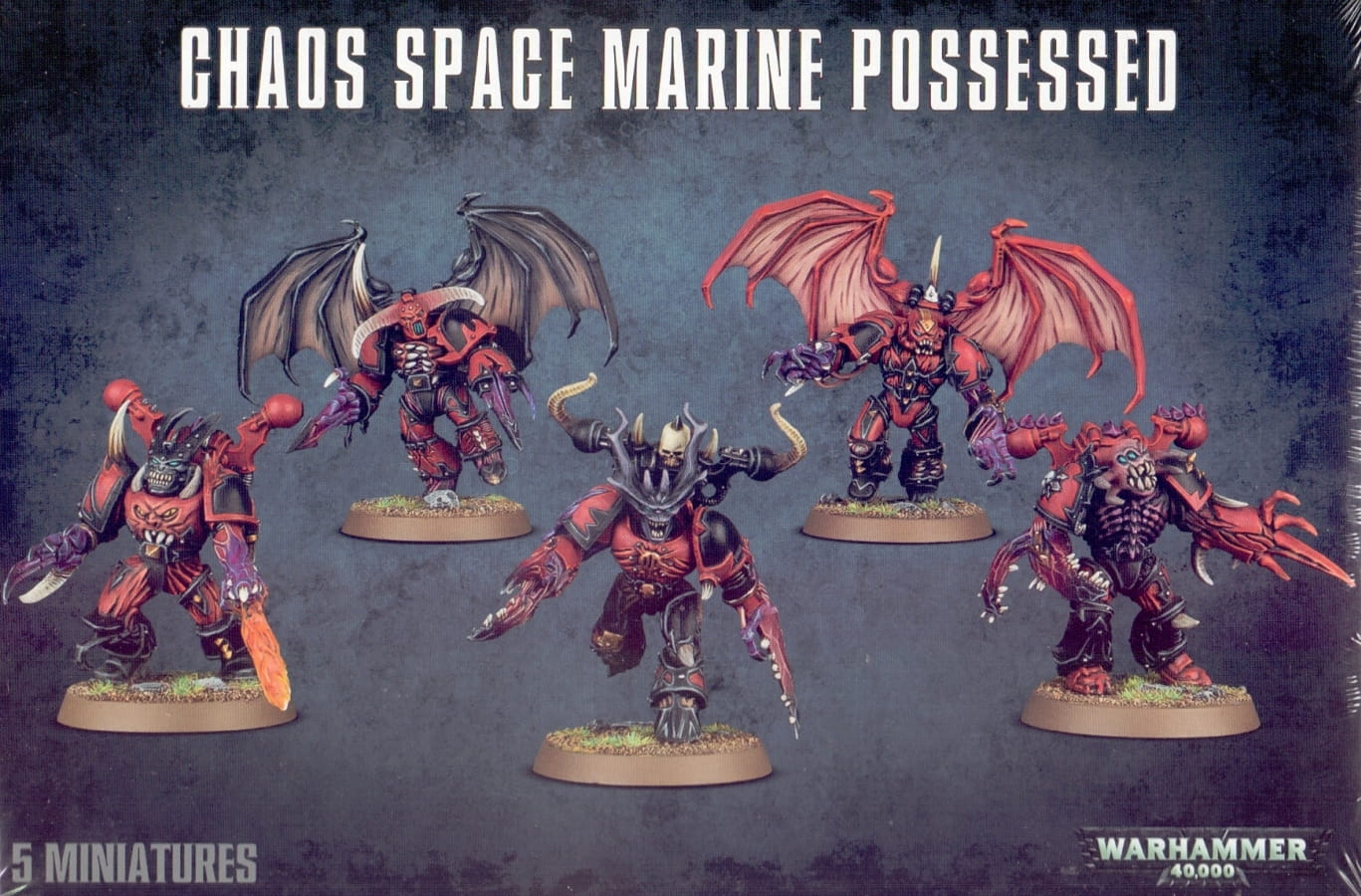 Warhammer 40,000: Chaos Space Marines Possessed