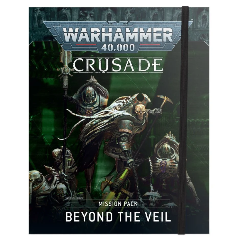 Warhammer 40,000: Crusade Mission Pack - Beyond the Veil