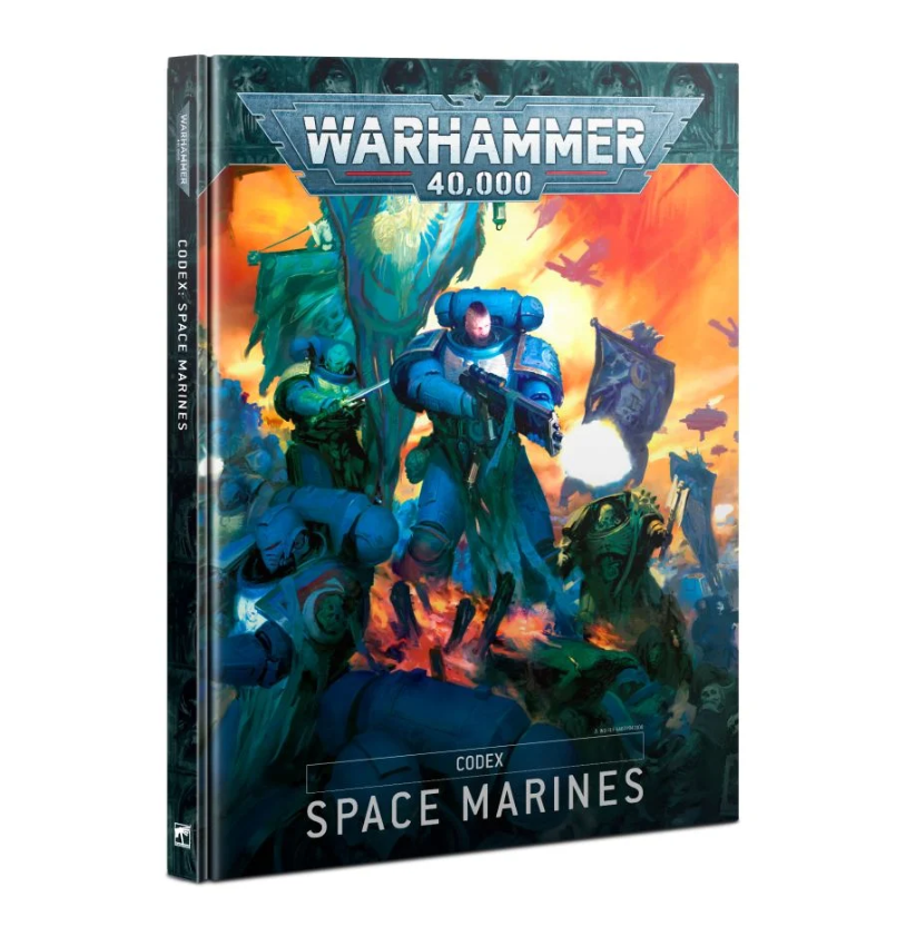Warhammer 40,000: Codex - Space Marines