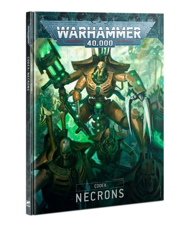 Warhammer 40,000: Codex - Necrons