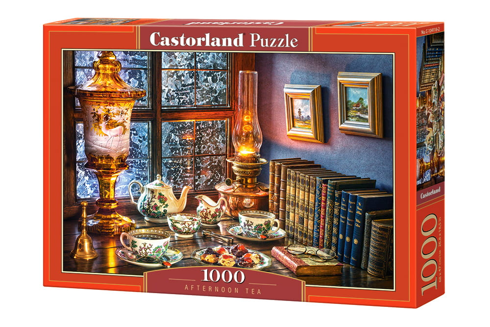 Puzzle 1000 Afternoon Tea