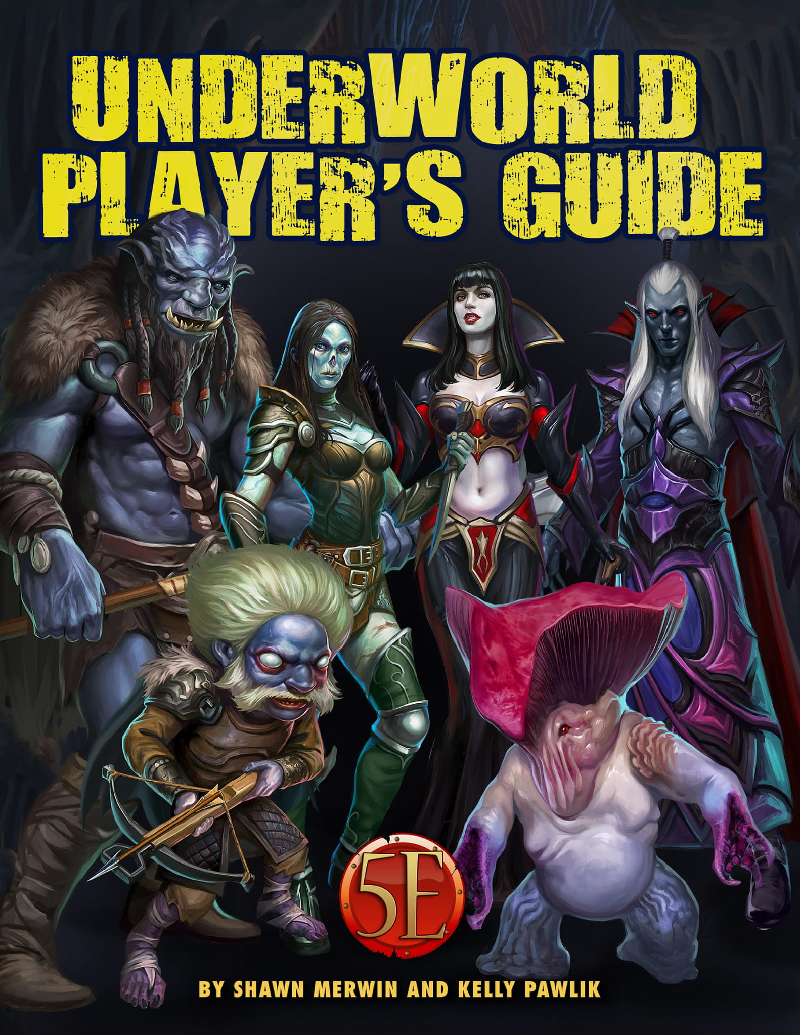 Underworld Players Guide (5th edition)