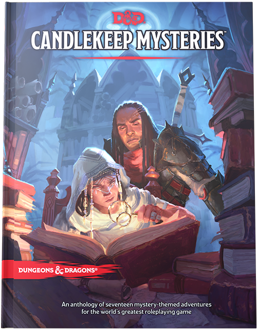 D&D RPG: Candlekeep Mysteries (Dungeons and Dragons RPG)