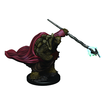 D&D RPG: Icons of the Realms - Premium Painted Miniatures - Male Tortle Monk