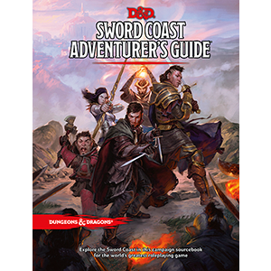 D&D RPG: Sword Coast Adventurer's Guide (Revised) (Dungeons and Dragons RPG)