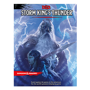 D&D RPG: Storm King's Thunder (Dungeons and Dragons RPG)