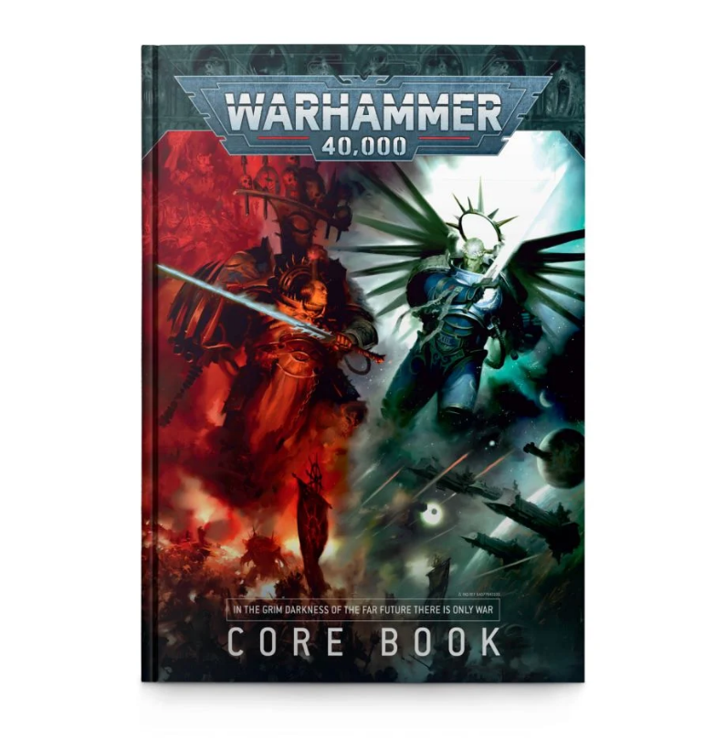Warhammer 40,000: Core Rule Book