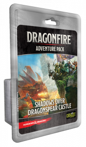 Dragonfire: Shadows over Dragonspear Castle