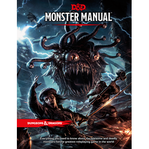D&D RPG: Monster Manual (Revised) (Dungeons and Dragons RPG)