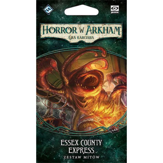 Horror w Arkham: Gra Karciana - Essex County Express