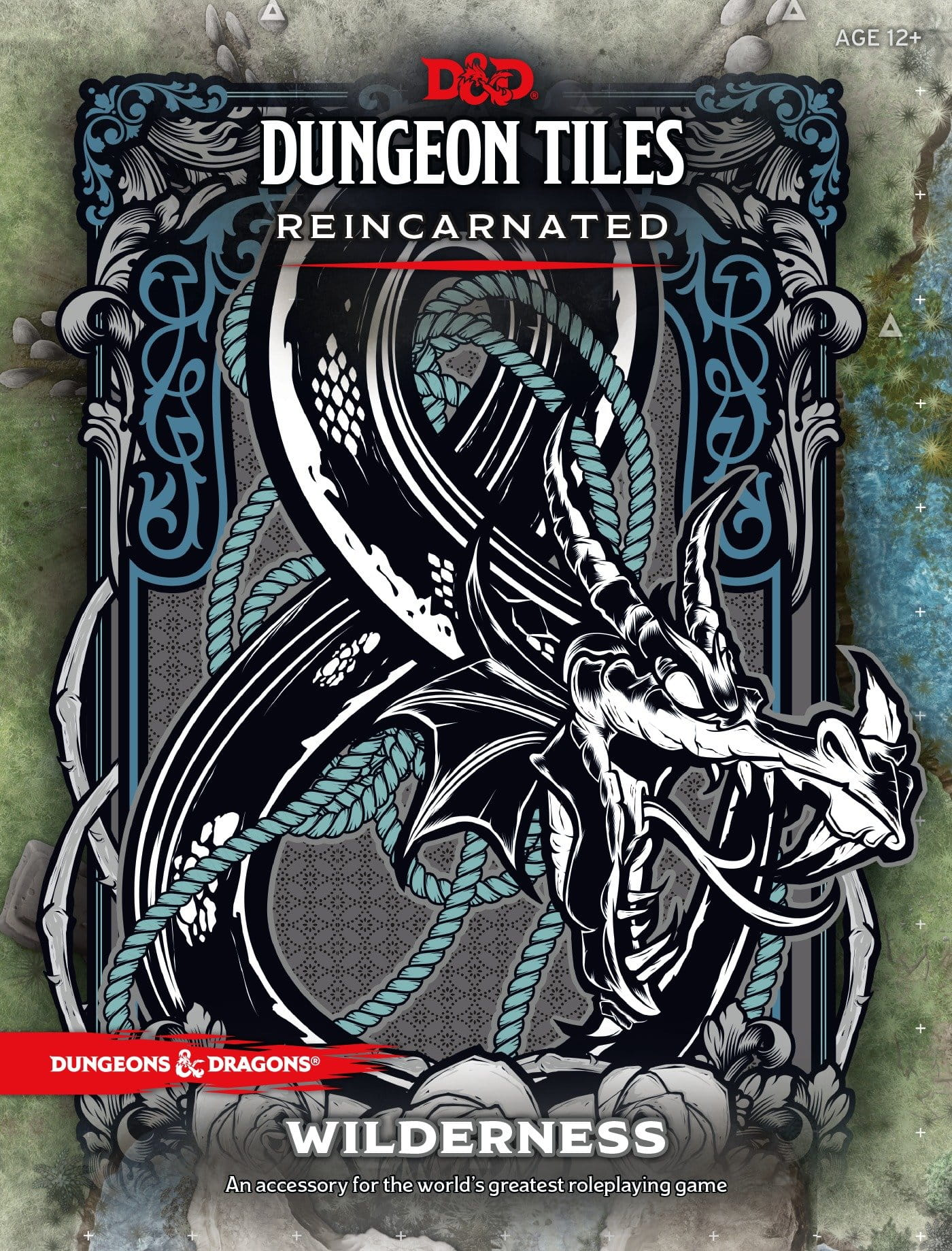 D&D RPG: Dungeon Tiles Reincarnated - Wilderness (Dungeons and Dragons RPG)