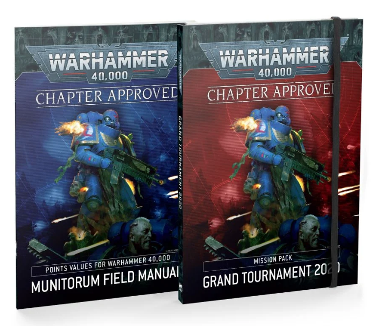 Warhammer 40,000: Chapter Approved - Grand Tournament 2020 Mission Pack and Munitorum Field Manual