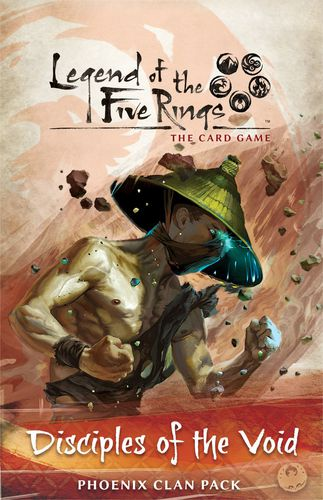Legend of the Five Rings LCG: Disciples of the Void - Phoenix Clan Pack