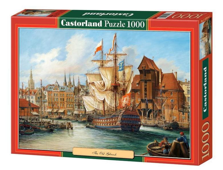 Puzzle 1000 The Old Gdańsk
